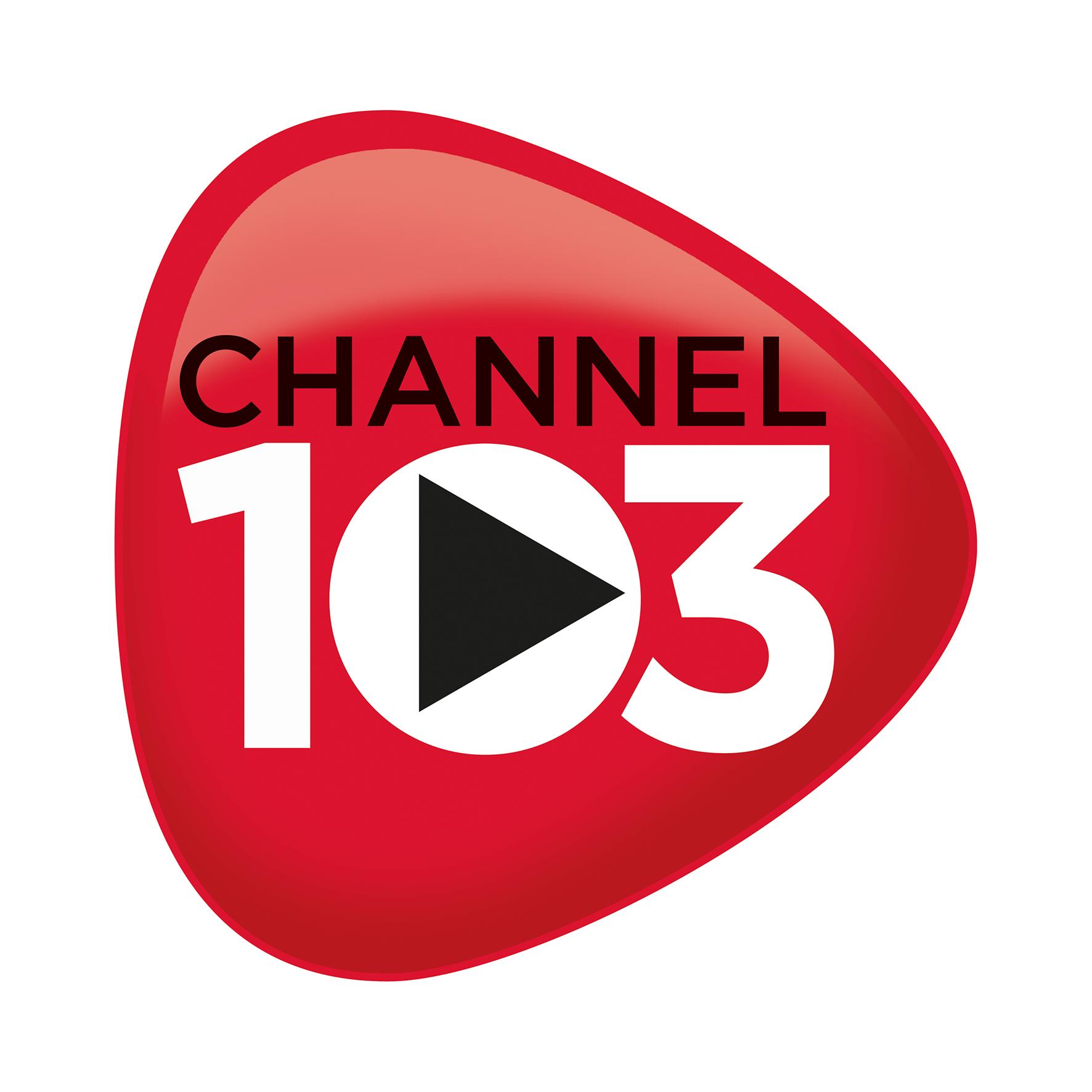 TripleH Branding Channel 103 Logo