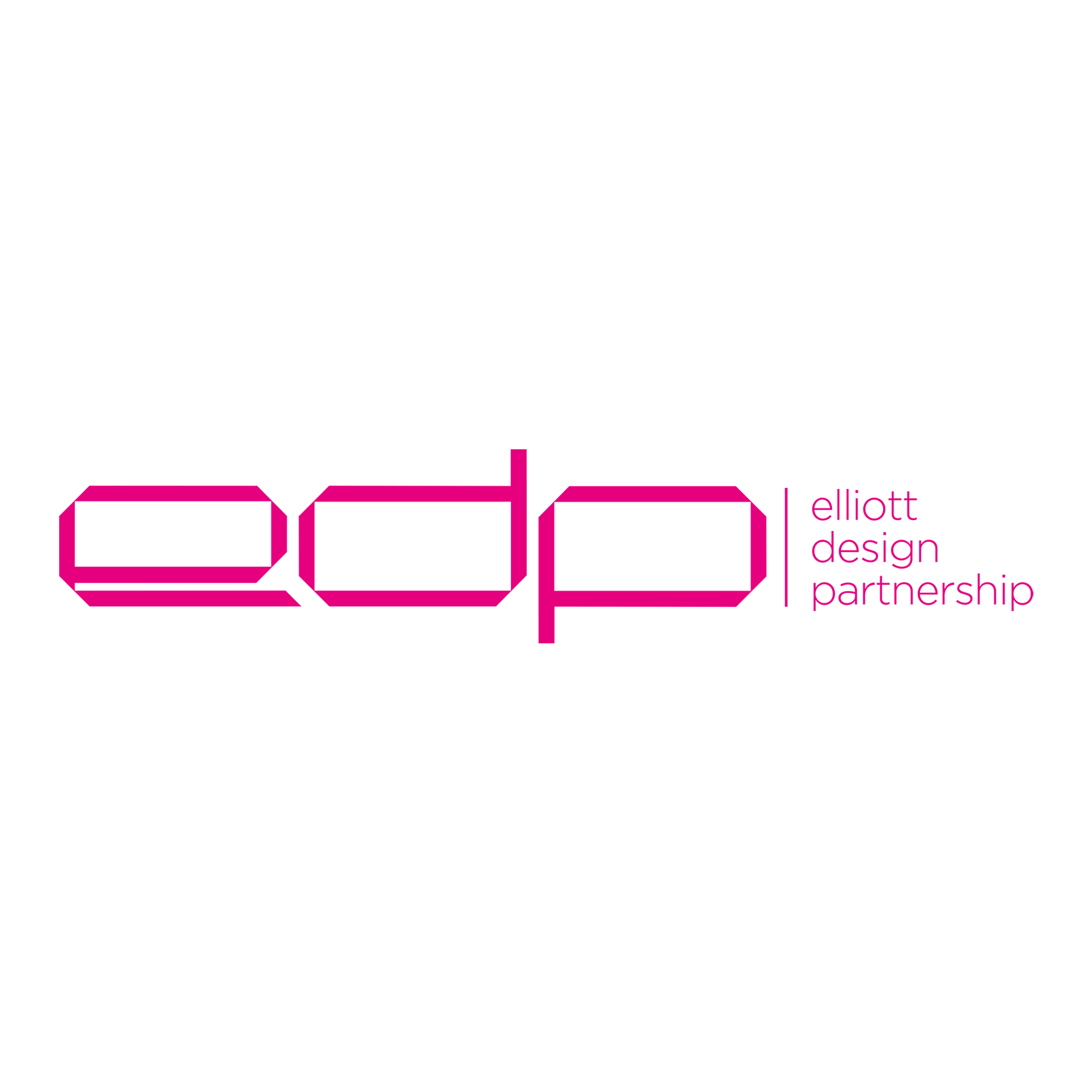 TripleH Branding Elliot Design Partnership Logo