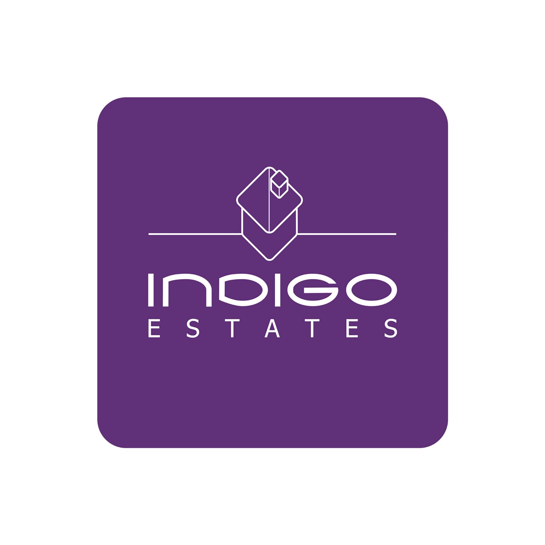 TripleH Branding Indigo Estates Logo