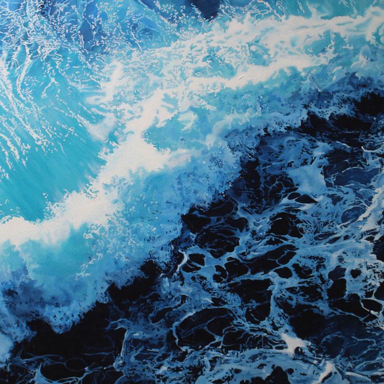 TripleH Painting Waves 2